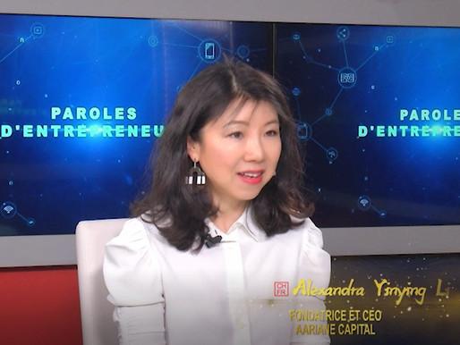 将法式优雅融入房产经纪,专访红线创始人 - 李银盈