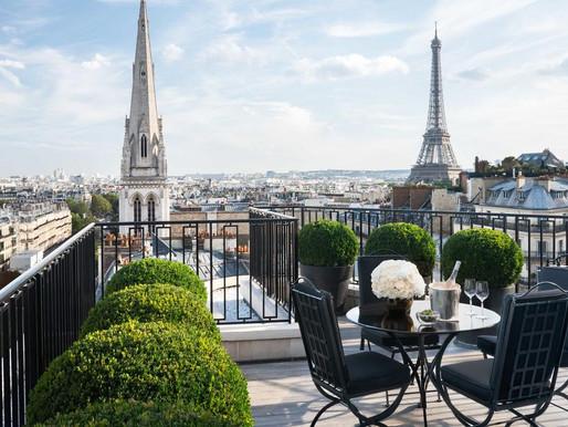 沙特在巴黎的顶级产业