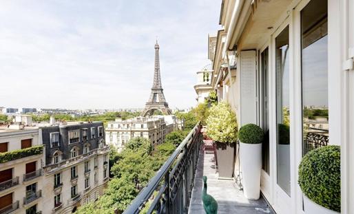 楼市快报:巴黎房价持续上扬,整栋住宅市场受投资者青睐