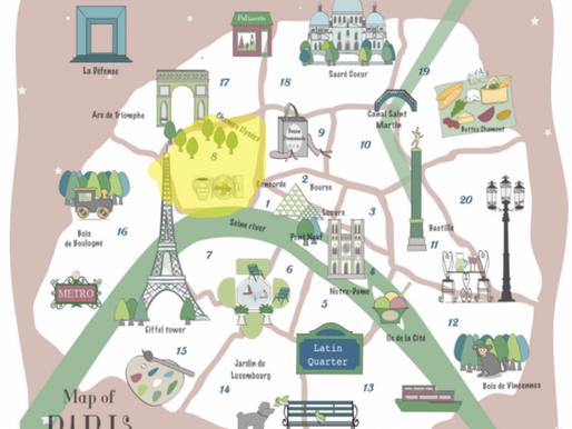 解读巴黎·国际范儿的巴黎8区