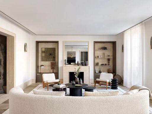 巴黎文艺中心—左岸六区圣日尔曼街区 170平精装高档公寓