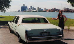The Cadillac in Detroit, 1999
