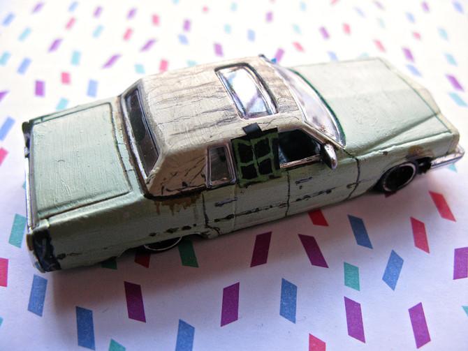 Honey, I shrunk the Cadillac!