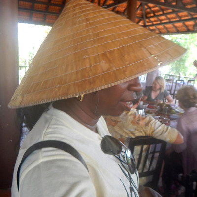 Sheri Hunter, Ho Chi Minh