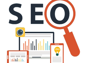Robin Kelly Search Engine Optimization small business graphic