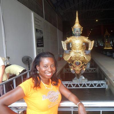 Sheri in Thailand