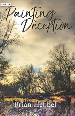 Painting Deception Book by Brian Hebbel