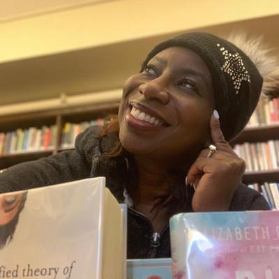 Author, Sheri Hunter