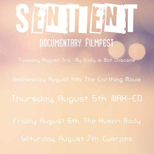 Sentient Documentary Filmfest