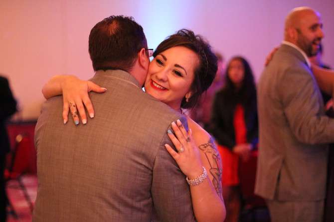 Matina and Mike - September 16th, 2016