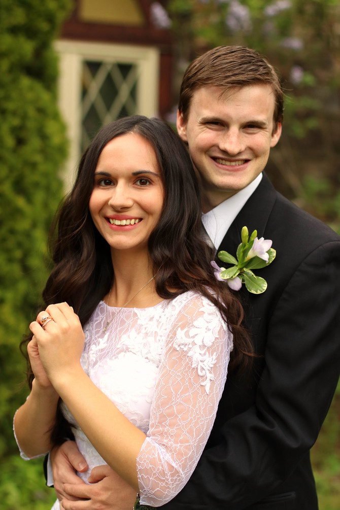 Kaitlyn and Andrew - May 19th, 2017