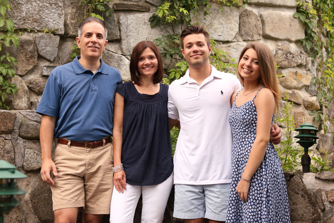 The Limongelli Family - 2019