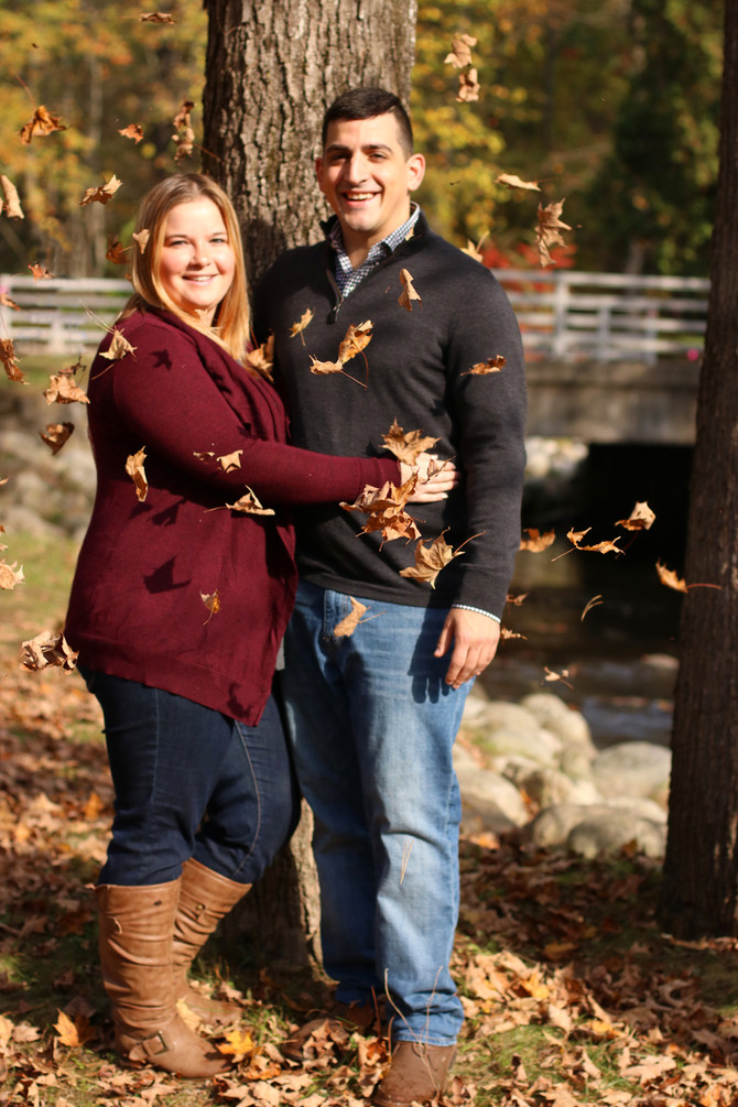 Tiffany and Chris's Engagement - October 15th, 2017