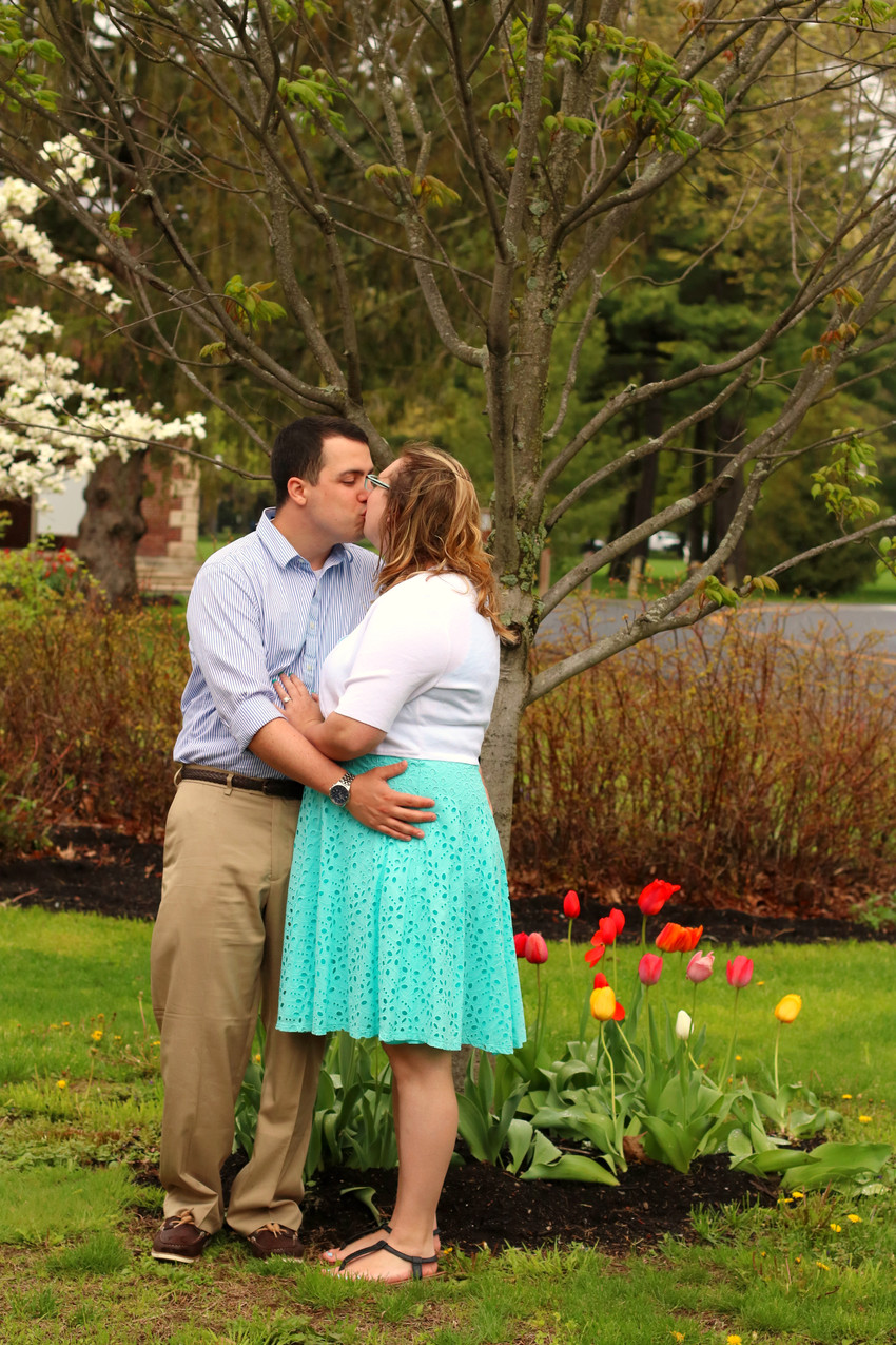 Saratoga Springs Engagement Session