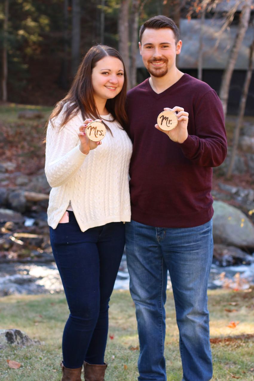 Adirondack Engagement Photography