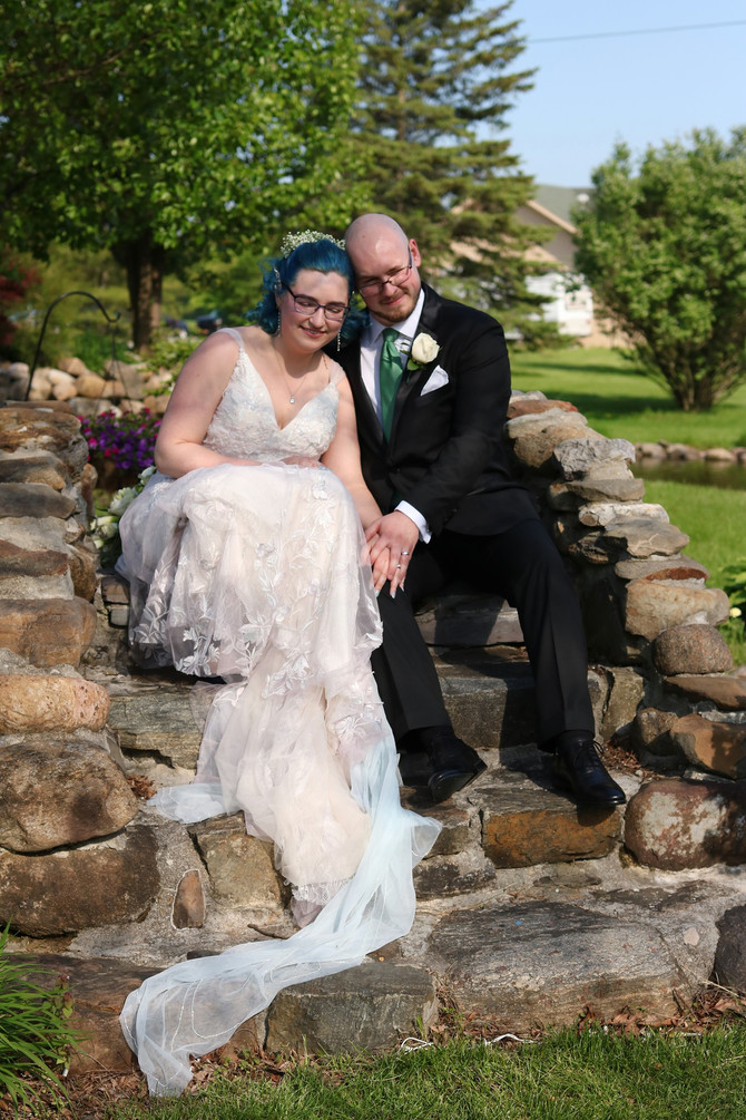 Megan & Taylor's Wedding - May 19th, 2019