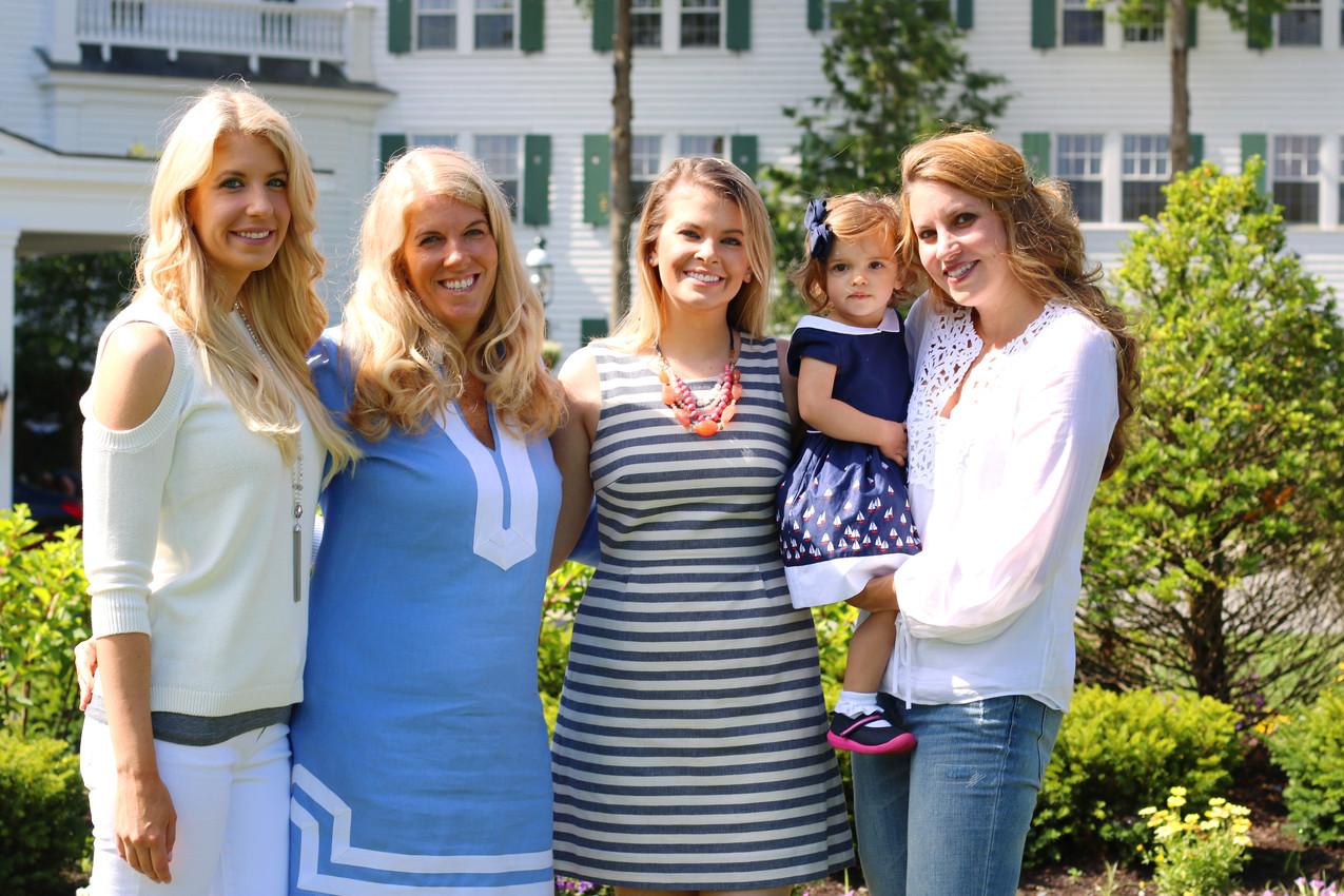 Sagamore Resort Family Portrait