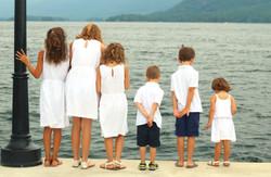 Lake George Family Portrait Session