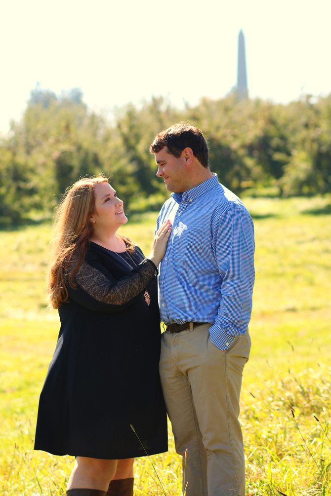 Bethany and James' Engagement Session - October 1, 2017