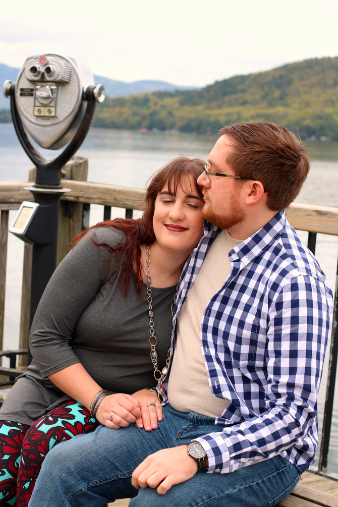 Sara and Andrew's Engagement - May 13th, 2017