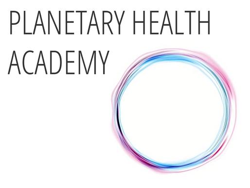 20.10.21: Planetary Health Academy - Vorlesungsreihe
