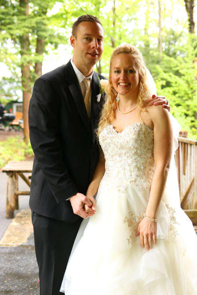 Christina and Jeff - May 19th, 2018
