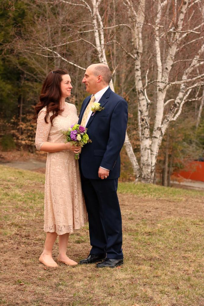 Kati and Richard - April 15th, 2017