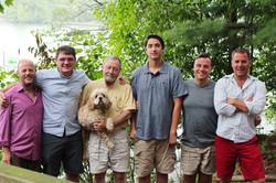 Adirondack Family Portrait Session