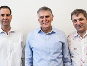 Chemistry Nobel Prize Laureate Dan Shechtman Tours WD Lab Grown Diamonds' Headquarters & Lab