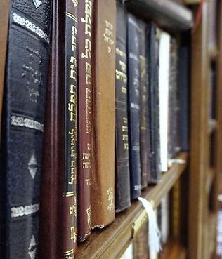 ヘブライ語の祈りの本