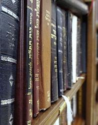 Livros de oração em hebraico