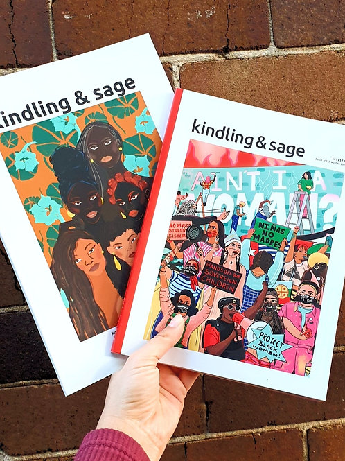 Issues 1 + 2 (print)