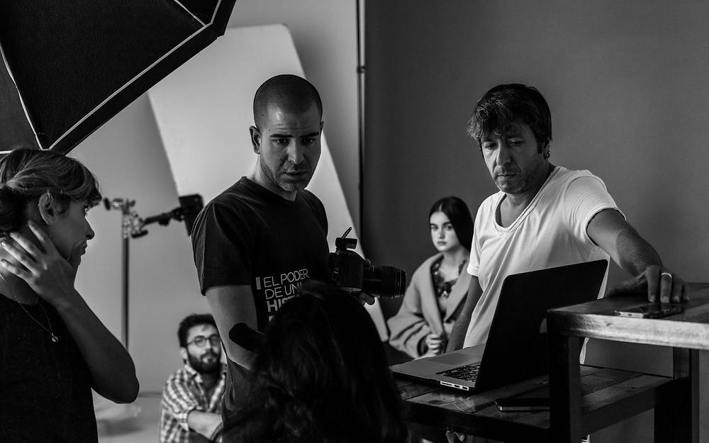 Modelo Madrid Fotógrafo MASMAG