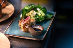 fotografía de alimentos y platos