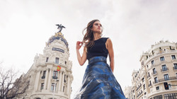 Madrid Fashion Editorial Metropolis