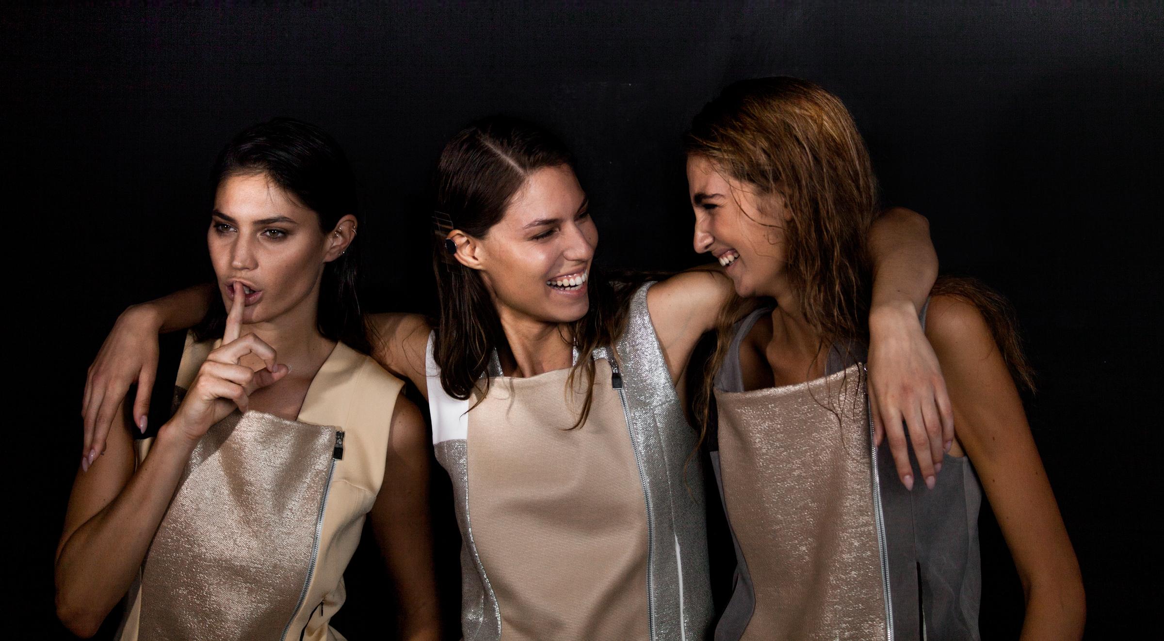 Modelos en Backstage