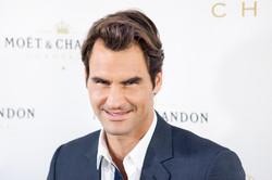 Roger Federer en Madrid