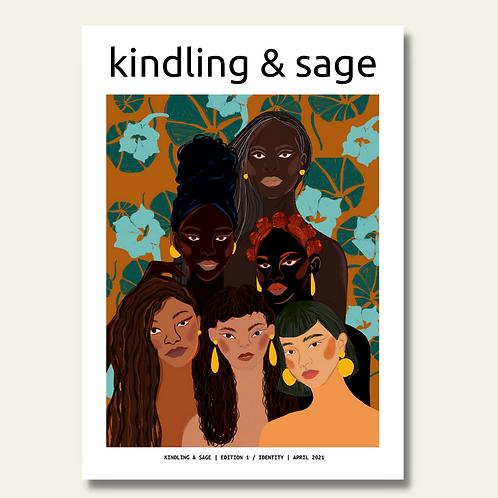 Edition 1: Identity. Digital + print editions