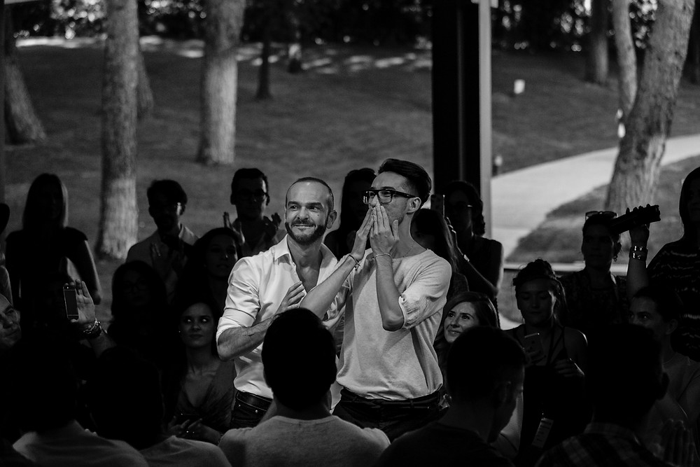 MFSHW 2014. The 2Cond Skin Co. Tresemme Madrid.  fotografía de Carlos Aranguren