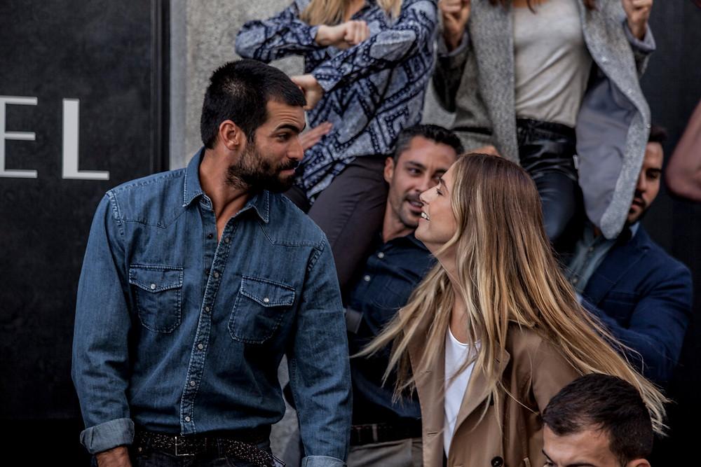 Rubén Cortada y Martina Klein. foto por carlos aranguren carlosaranguren.com