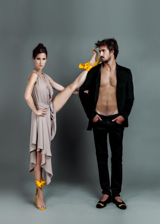 manoletinos foto de Carlos Aranguren, lookbook the 2Cond Skin