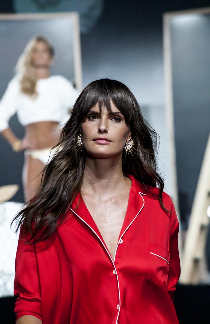 Model Caroline Francischini