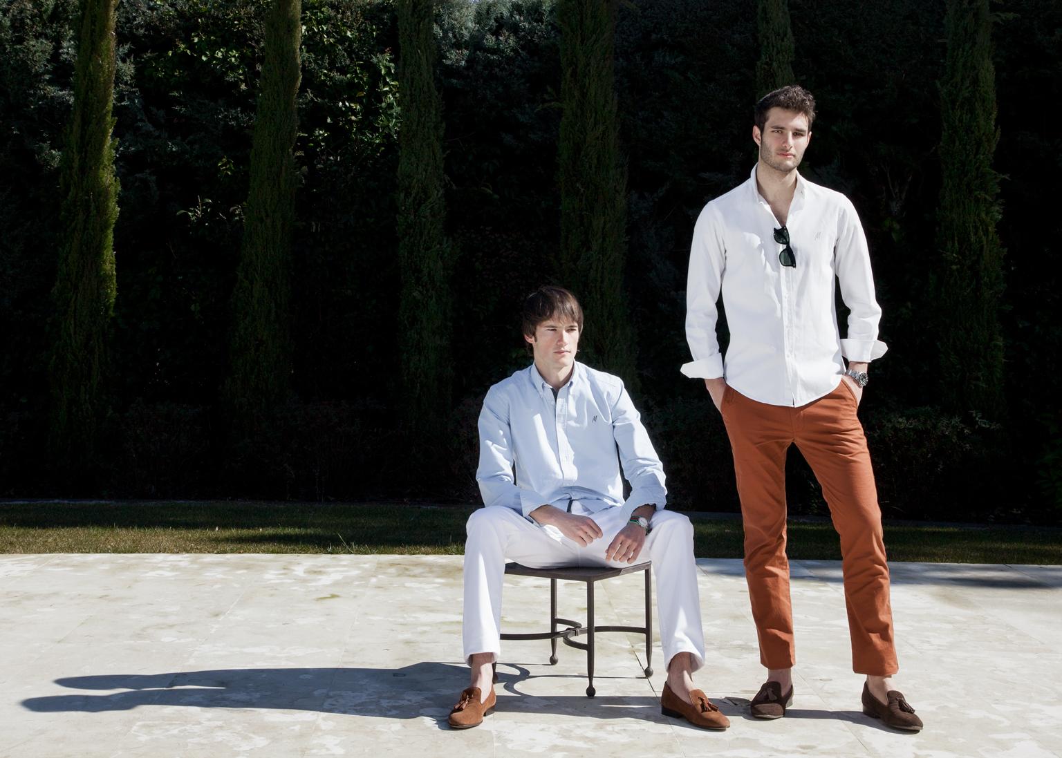 Manoletinos LOOKBOOK SS15 MEN