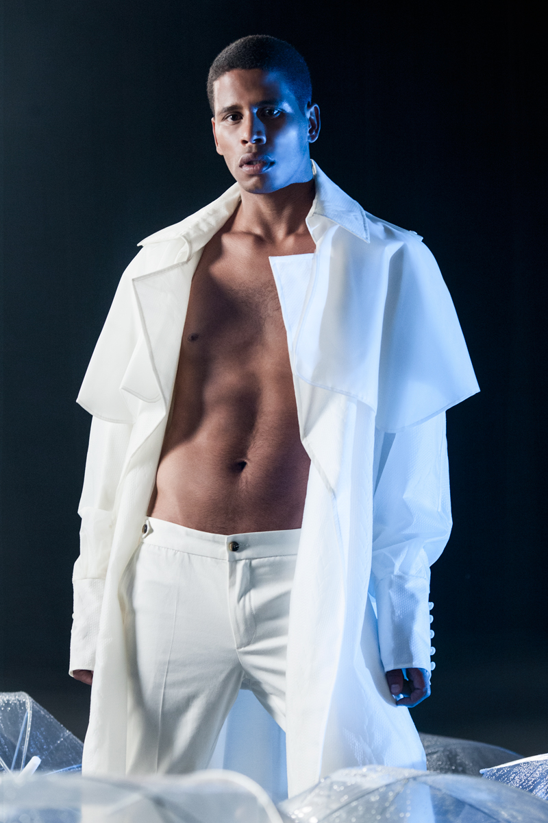 Fashion editorial Madrid