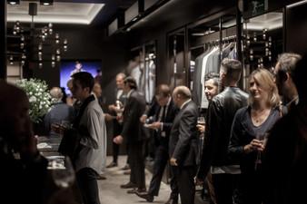 Inauguración CANALI flagship store Madrid