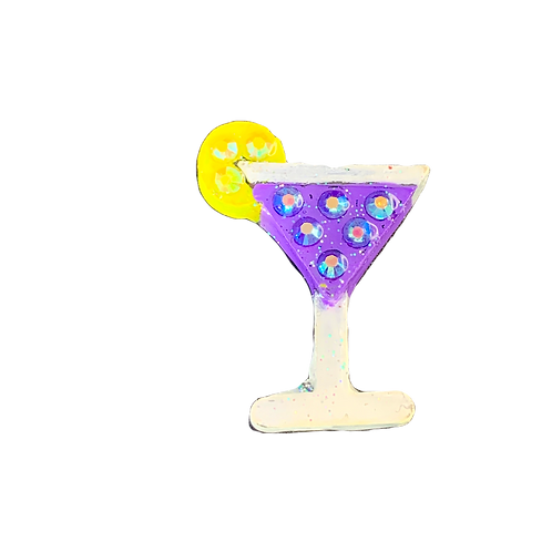 Purple Martini