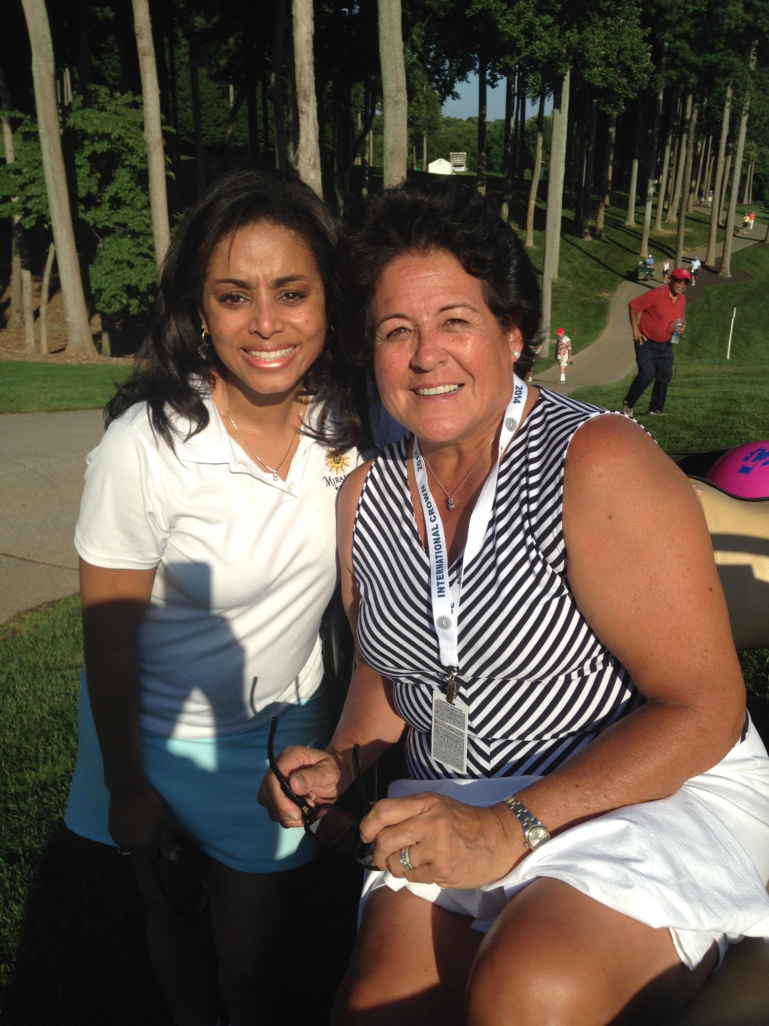 Nancy Lopez, Retired LPGA