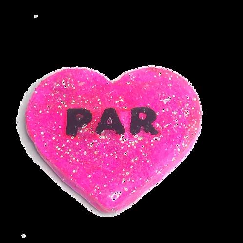 Pink Par Conversation Heart