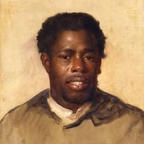 Copley Head of a Negro 1777 or 1778 DIA.