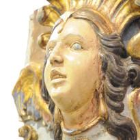 Mestre Valentim sculpture 18th c Museu A